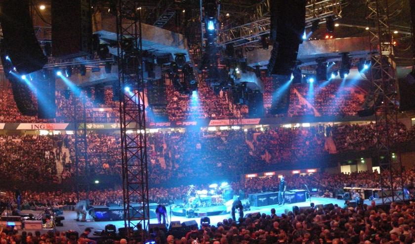 Ahoy Rotterdam heeft al ervaring met grote muziekevenementen. (foto: Wikimedia Commons/Merijn Bos)