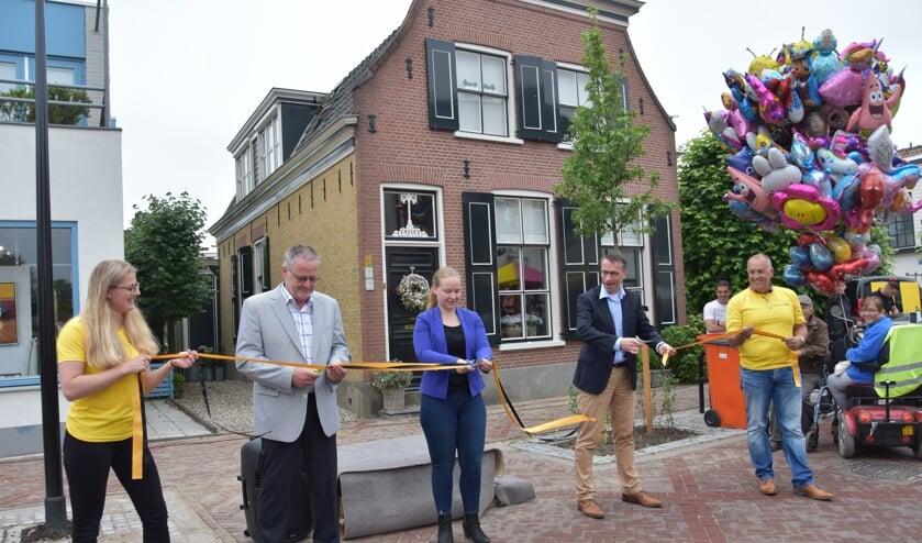 In juni 2018 werd de gerenoveerde Dorpstraat heropend.