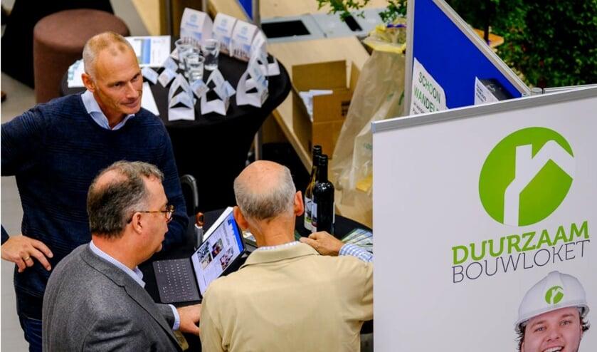 Het platform organiseert al enkele jaren een duurzaamheidsmarkt.