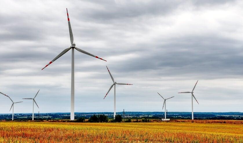 """'In het coalitieprogramma is afgesproken dat we geen windmolens willen, maar deze coalitieperiode duurt nog maar twee jaar"""", stelt Johan Helmer."""
