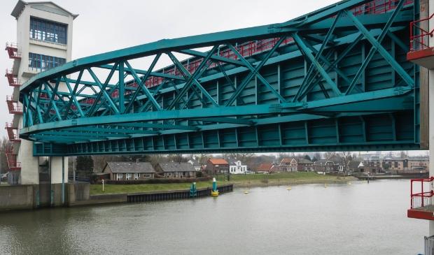 De Algerakering bij Krimpen aan den IJssel.  Foto: Creativecommons.org/Frans Berkelaar © HvH Zuidplas
