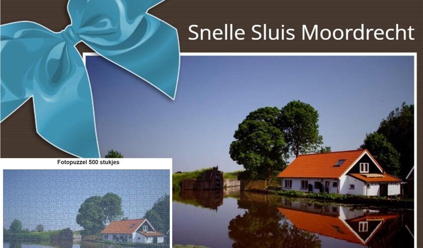 Het volgens Eelco Slingerland mooiste plekje van Moordrecht op een foto uit 2012.