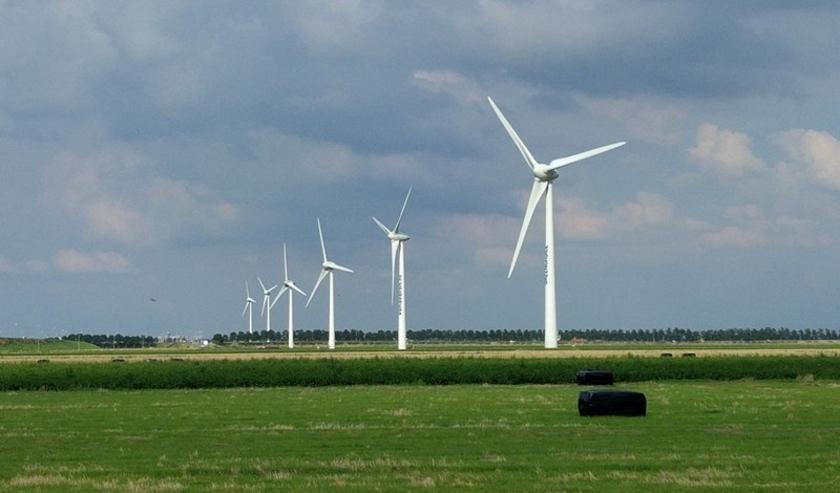 De coalitiepartijen hebben een fatwa uitgesproken over windenergie.