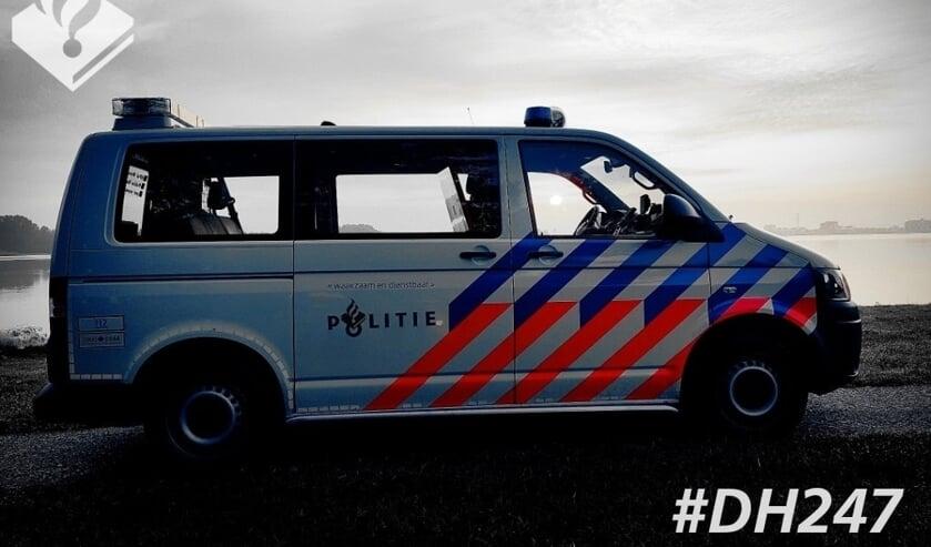De Rotterdammer bleek nog 2,5 jaar naar de gevangenis te moeten voor een eerdere veroordeling.