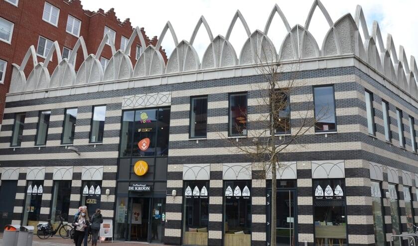 <p>Cultuurhuys de Kroon ontvangt ook subsidie van de gemeente.</p>