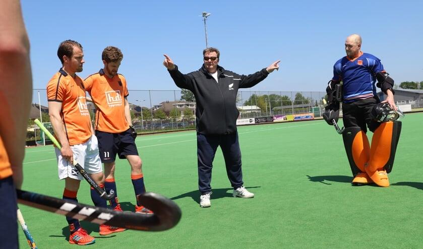 Willem Kauffmann staat voor de laatste keer voor de heren van De IJssel.