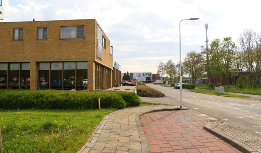 <p>Industrieterrein De Hooge Veenen in Nieuwerkerk. </p>