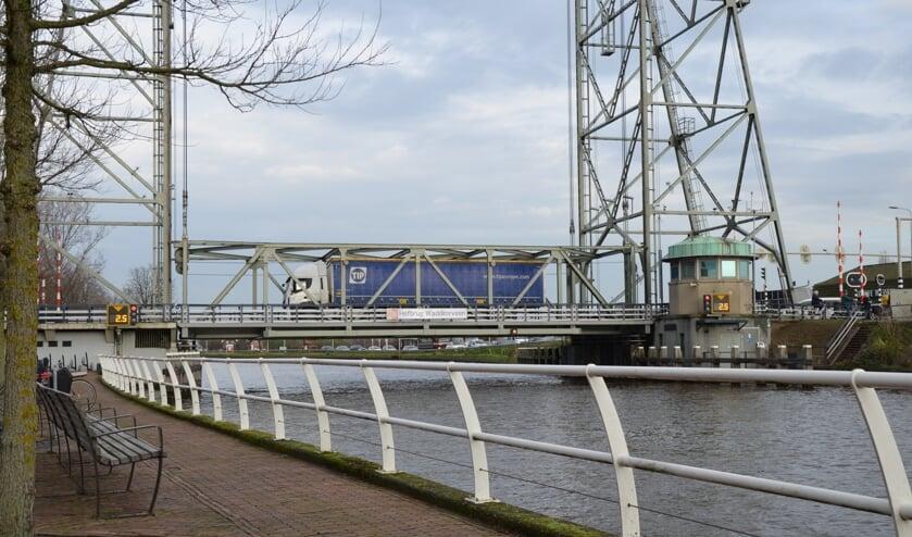 <p>Hefbrug Waddinxveen.</p>