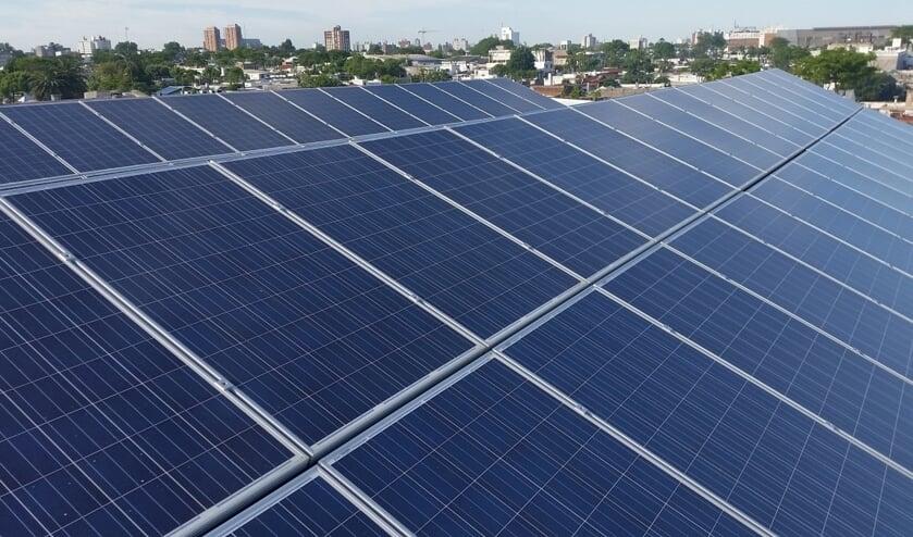 <p>In Zuidplas zijn zoekgebieden aangewezen voor zonne-energie.</p>