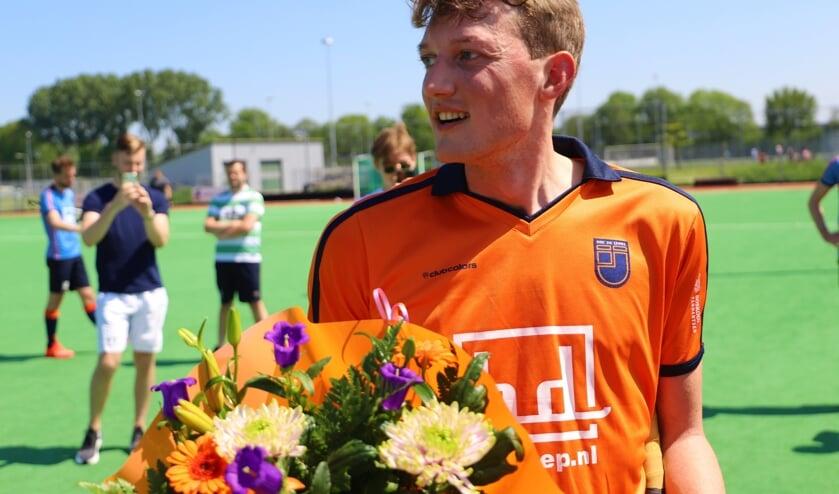 <p>Richard van Steensel hoopt ooit bondscoach te worden.</p>