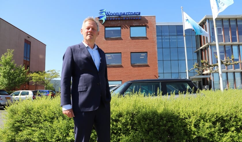 <p>Directeur-bestuurder Ren&eacute; Mascini zegt Woonpartners vaarwel.</p>