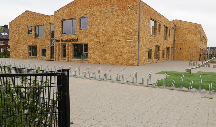 <p>Het kindcentrum met twee basisscholen en kinderopvang in de Triangel.</p>