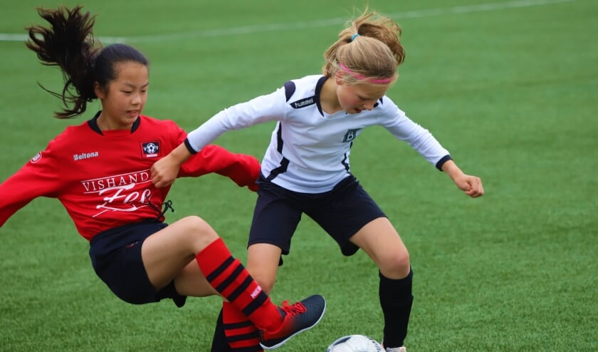 <p>Sportpark Dorrestein is allang niet meer exclusief voor voetballende jongens.</p>