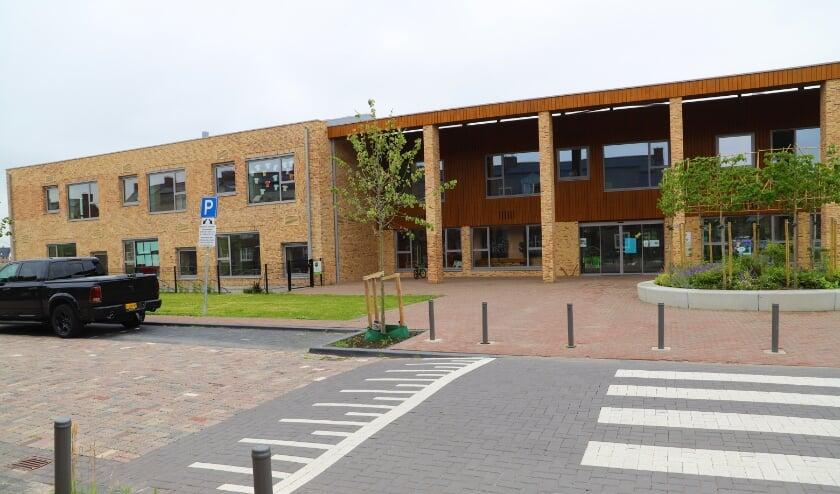 <p>Het kindcentrum aan de Parklaan waarin ook kinderopvang Quadrant &nbsp;is gehuisvest.</p>