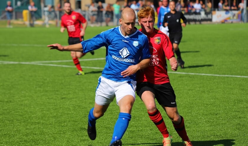 <p>De laatste thuiswedstrijd van Groeneweg op zondag was tegen Meeuwenplaat.</p>
