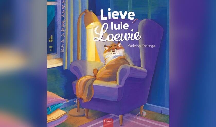<p>Is Loewie wel zo lui als het lijkt? Madelon Koelinga vertelt het in haar vierde boek.</p>
