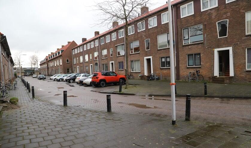 <p>De sociale woningen in de Moordrechtse jarenvijftigwijk voldoen niet meer aan de eisen van deze tijd en worden gesloopt. (foto: Erik van Leeuwen)</p>