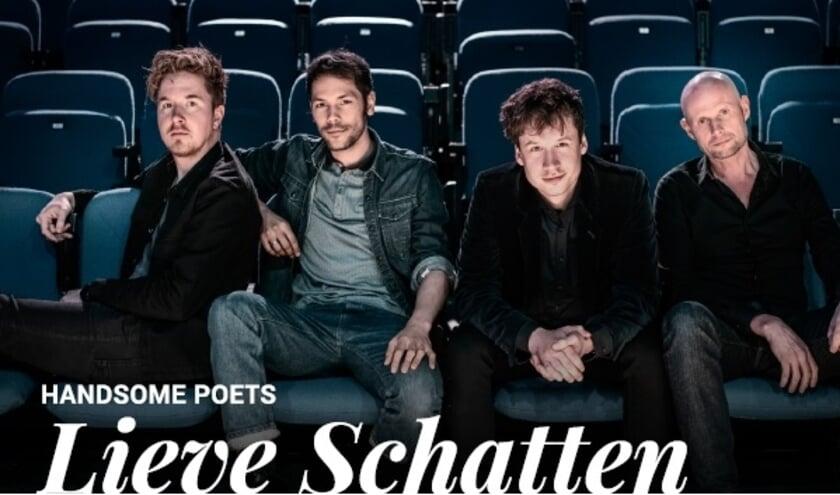<p>Handsome Poets met programma Lieve Schatten. (foto: pr)&nbsp;</p>
