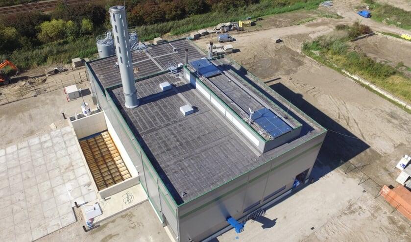 <p>Een bestaande biomassacentrale in Lelystad</p>