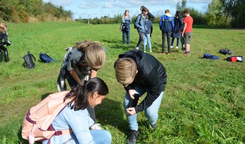 <p>De leerlingen maakten kennis met hun omgeving en konden (nieuwe) talenten ontwikkelen.</p>