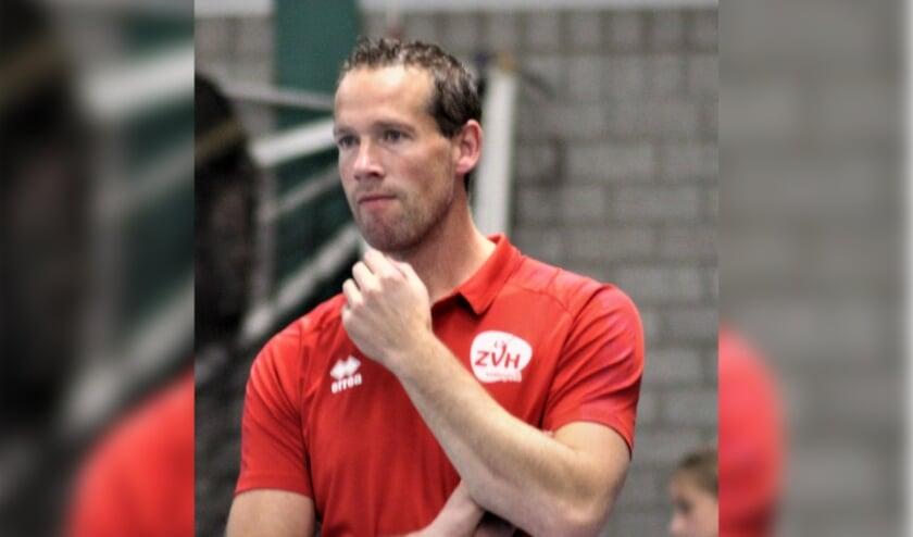 Van der Wel is zeer te spreken over de nieuwelingen in zijn selectie. (foto: archief HvH)