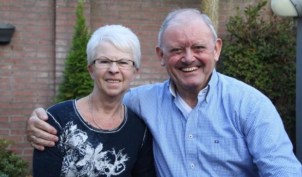 Jan en Tonnie Strik in 2014. Foto: Mark van der Pol © MooiBoxtel