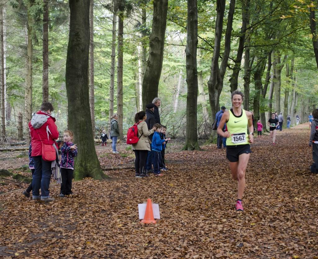 Winnares Janny Maas (startnummer 1562). Foto: Bo van Uden © MooiBoxtel