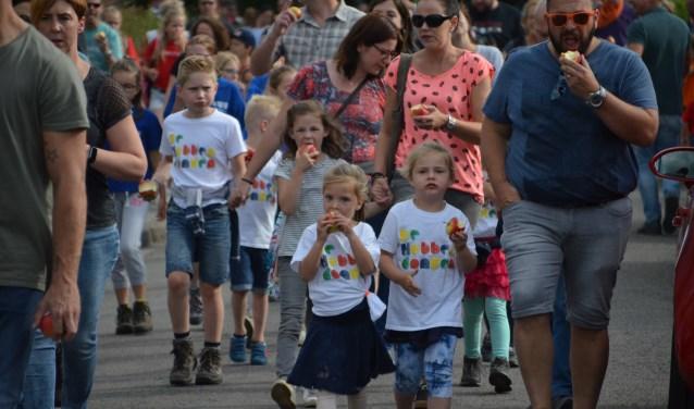 Of gaat een andere basisschool er dit jaar mee vandoor? Foto: Jan van der Steen © MooiBoxtel