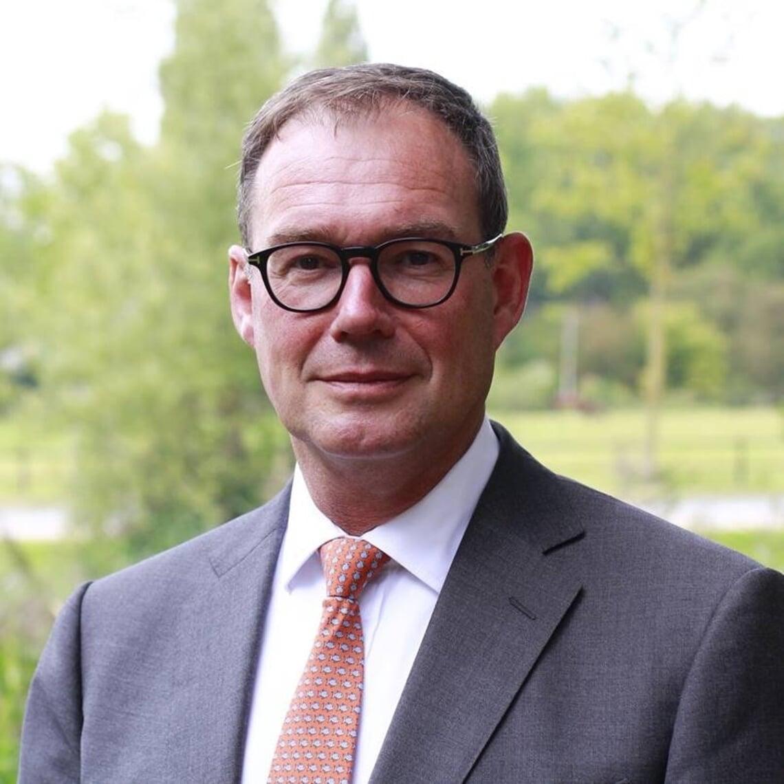 <p>Ronald van Meygaarden.</p>