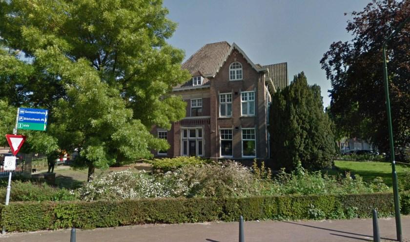 Een fraai stukje gemeentelijk vastgoed, villa Phaff, staat sowieso op de lijst om verkocht te worden.   | Fotonummer: 1c7722