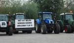 Boeren uit Boxtel en omgeving vertrekken gezamenlijk naar Den Bosch