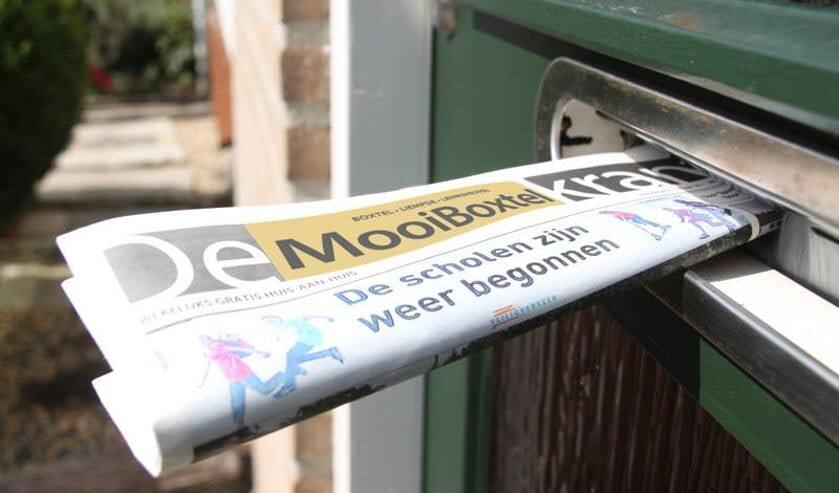 Moeten huishoudens met een 'Ja-Ja' sticker wel of juist géén DeMooiBoxtelKrant ontvangen? Het werd dinsdag in de gemeenteraad niet duidelijk.   | Fotonummer: 2c35e8