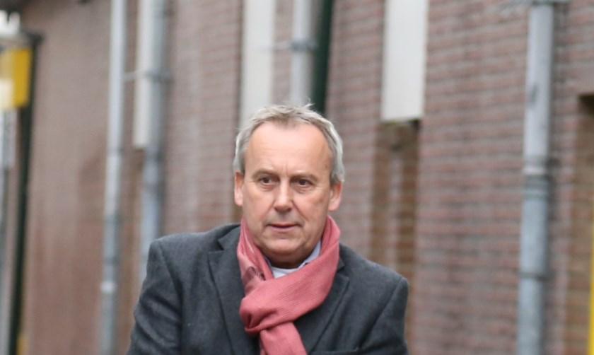 Herman van Wanrooij gaat in 2020 tóch door als wethouder.     Fotonummer: 8cfb81