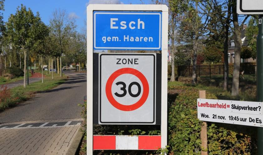 Per 1 januari 2021 zal Esch zich bij Boxtel voegen, mits het Rijk het herindelingsadvies overneemt.   | Fotonummer: b49b13