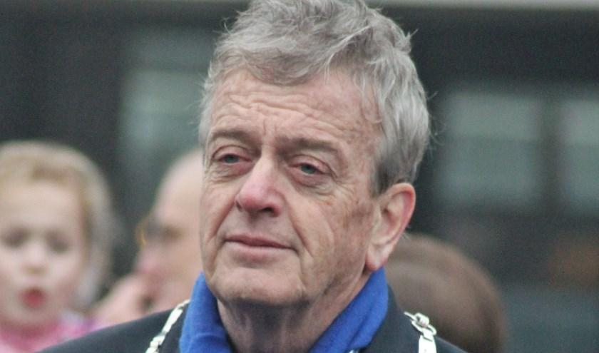 Burgemeester Naterop wil 'paal en perk' stellen aan de overlast die hangjongeren in Boxtel veroorzaken.   | Fotonummer: 3dbd6e