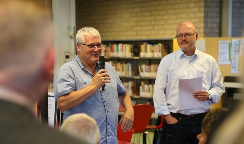 Toon Heijms glundert als hij vertelt wat de taalvaardigheidslessen voor hem betekend hebben.   | Fotonummer: 600651