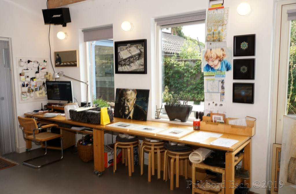 Margje Snellaars & Raymond Arts Foto: Edwin Diependaal/Prikbord Esch © MooiBoxtel