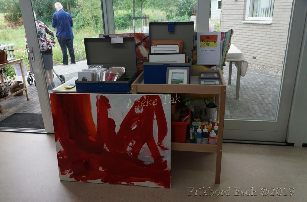 Mieke Tak Foto: Edwin Diependaal/Prikbord Esch © MooiBoxtel