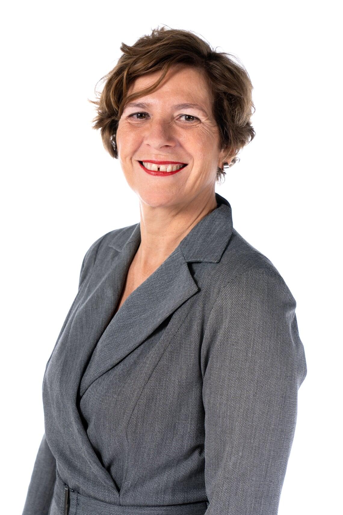 <p>CDA-fractieleider Vera Brouns.</p>