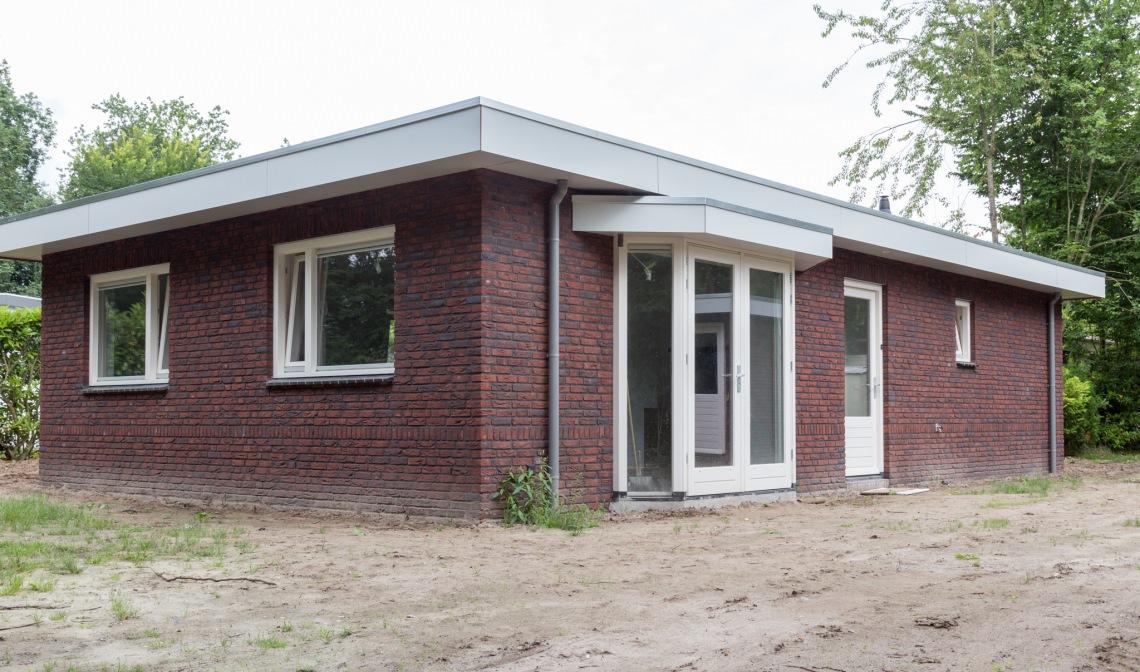 Recreatiewoningen worden in Nederland veelvuldig permanent bewoond.