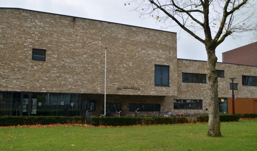 De Walnoot, waarin 't Nootje gevestigd is.     Fotonummer: bf9c0b