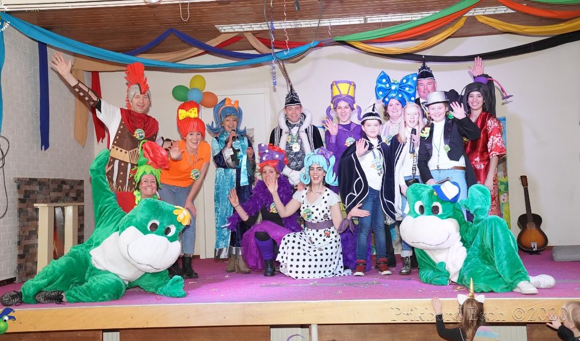Carnaval Vrijdag 21-02-2020 Prikbord Esch