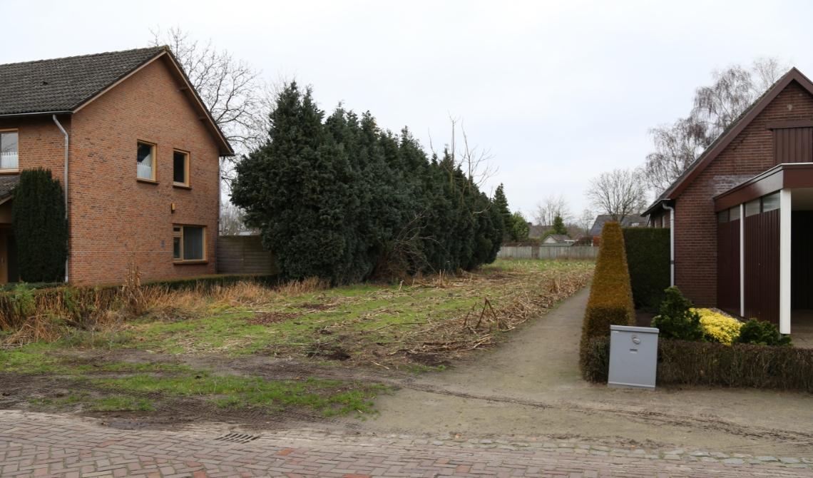 Het gebied waar Zonneweide gerealiseerd moet worden.