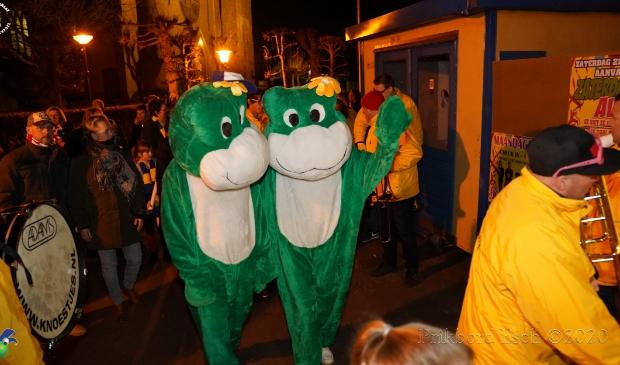 Carnaval Vrijdag 21-02-2020 Prikbord Esch Foto: Edwin Diependaal/Prikbord Esch © MooiBoxtel