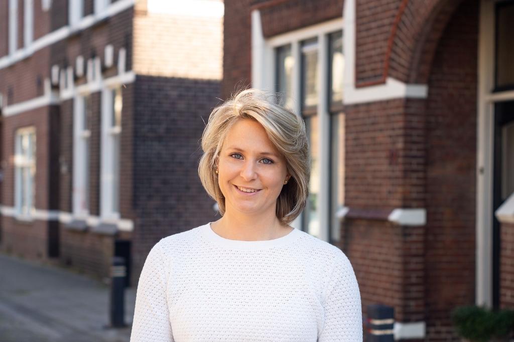 Eline Clijnk (Eline Makelaardij). Foto: Daisy Renders Fotografie © MooiBoxtel