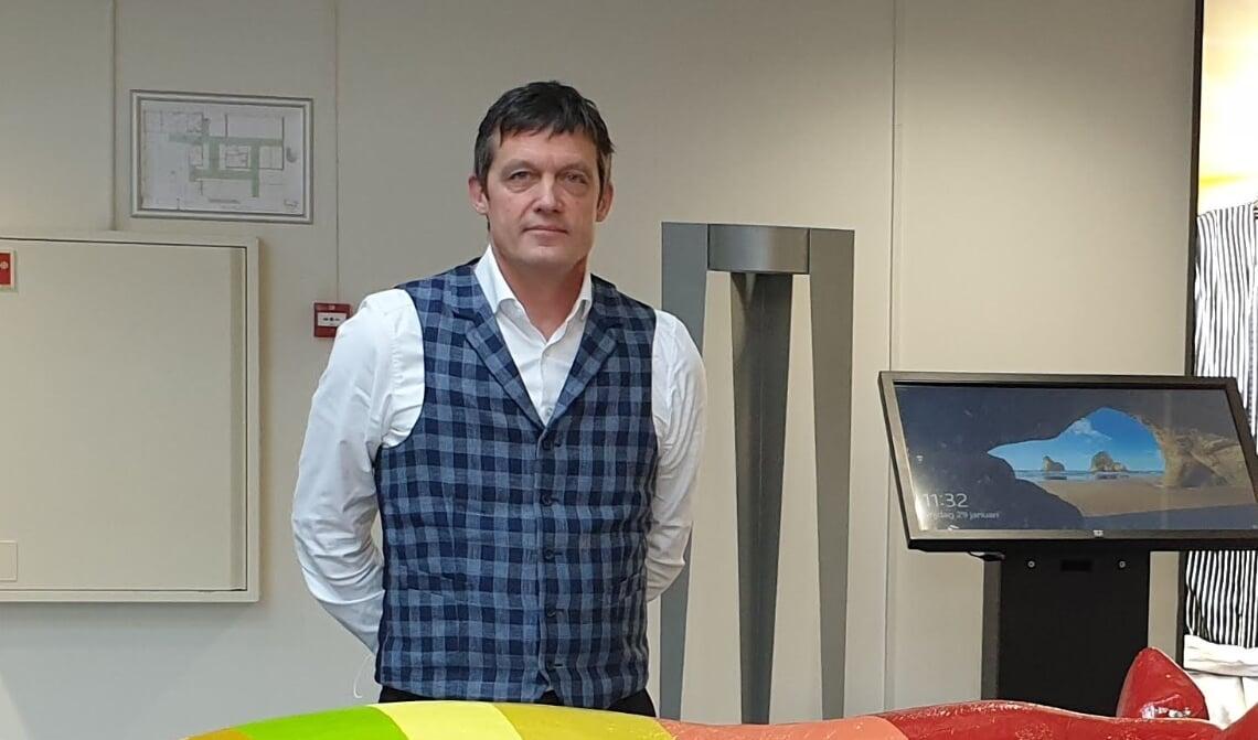 <p>Jan Marcelis zet zich met de Initiatiefgroep Ladonk in voor kwalitatieve verbetering van het industrieterrein.</p>