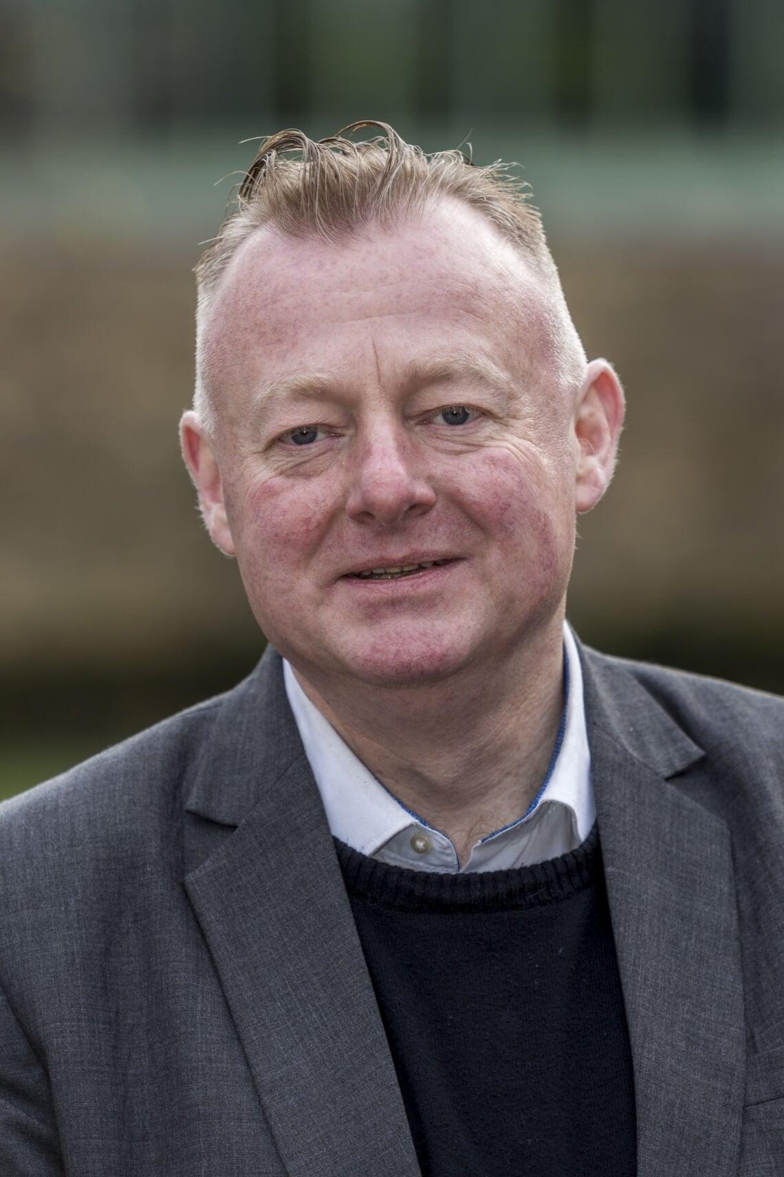 <p>Oud-wethouder Eric van den Broek is de nieuwe voorzitter van de stichting.</p>