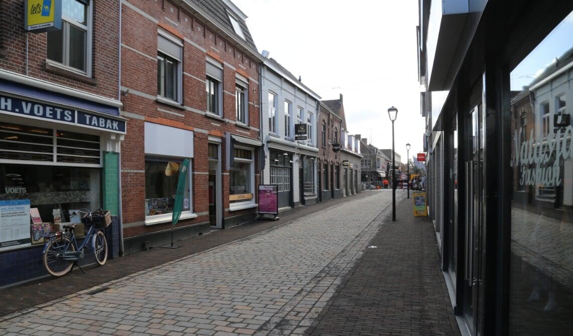 <p>Winkels mogen op zondag ruimer open.</p>