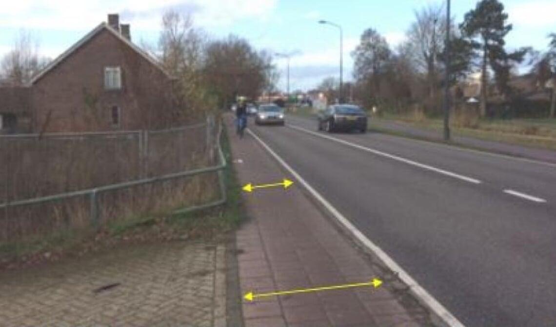 <p>De &#39;extreem gevaarlijke&#39; situatie, zoals die door PvdA-GroenLinks wordt geschetst.</p>