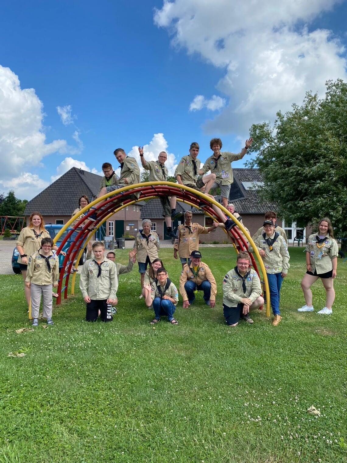 <p>Foto: Scouting Boxtel</p>